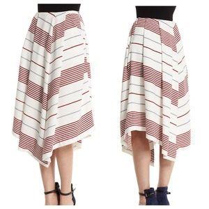 NWOT Elizabeth And James 10 Watson A Line Skirt